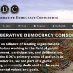 Deliberative Democracy Consortium