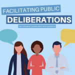 Facilitating Public Deliberation‪s‬